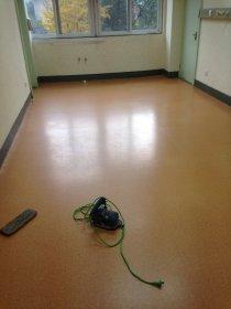 热烈祝贺华西附二院医用PVC地板顺利完工