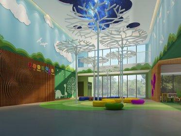 宜宾天立国际幼儿园PVC地胶(7600平方)